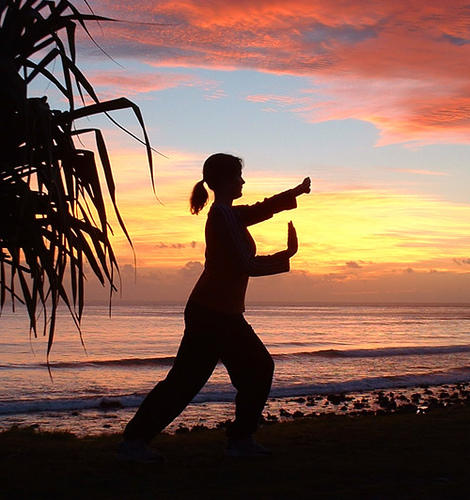 Is tai chi an effective stress reliever?