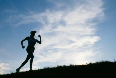 Will 2.6 mile up hill running help burn fat faster?
