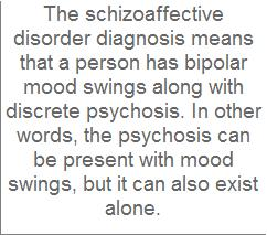 What is a more serious illness bipolar disorder or schizoaffective disorder bipolar type?