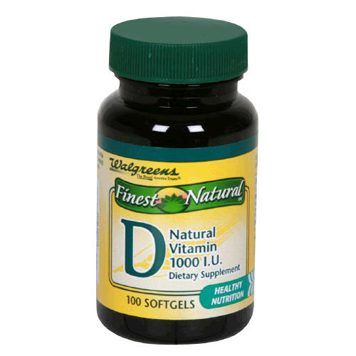 What do vitamin d supplements do?