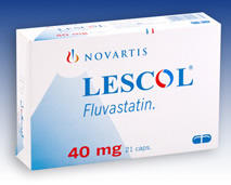 Please describe the medication: fluvastatin?