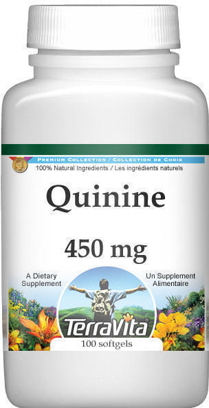 Please describe the medication: quinine?
