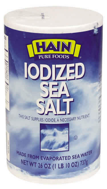 Dr says I have elevated potassium don't use salt substitute, is sea salt a sub.?