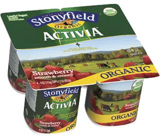What is the definition or description of: activia?