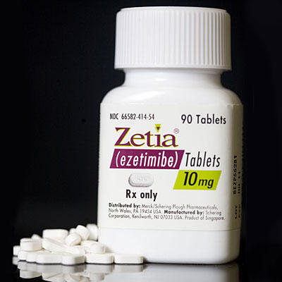 Please describe the medication: zetia (ezetimibe)?