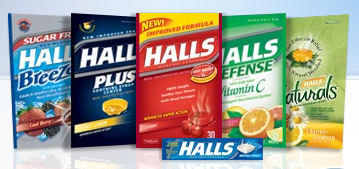 If you have high blood pressure can you take halls drops?