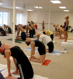 Is Bikram yoga an effective way to loose weight quickly?