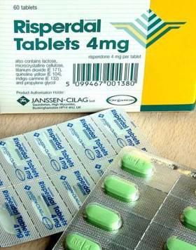 Please describe the medication: risperidone?