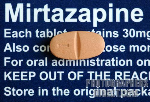Please describe the medication: mirtazapine?