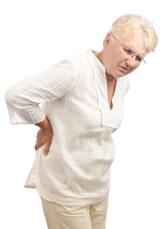 Is having ic related to also having extreme back pain?