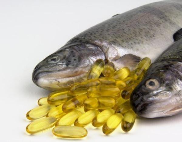 What is the definition or description of: fish oil?