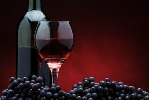 Is it true red wine helps with cholesterol?
