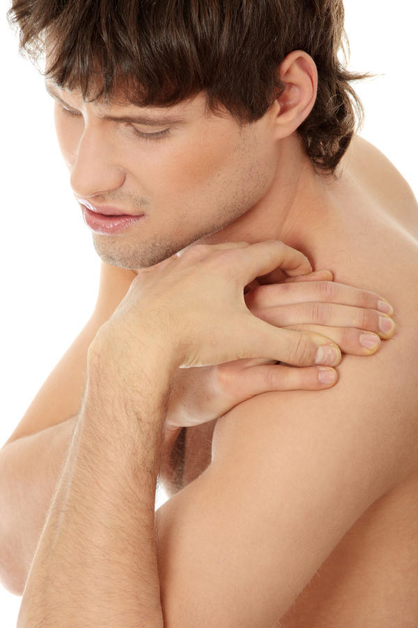 What are ways to alleviate stiff neck and right arm pain?
