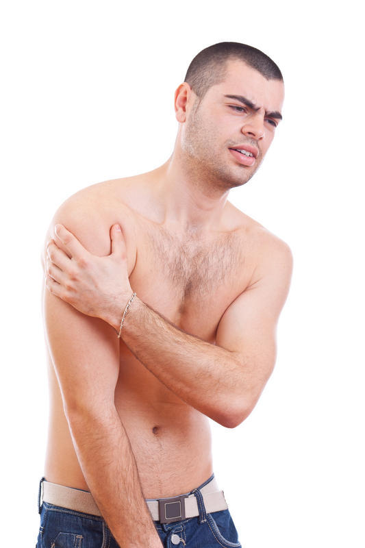 What can cause extreme shoulder and arm pain?