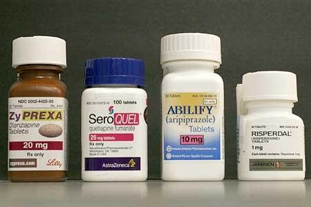 What happens if i refuse all antipsychotic medication how long until i relapse if at all?