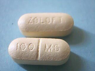 Is ativan (lorazepam) safe to take with anti depressants (zoloft)?