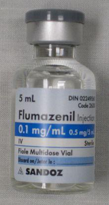 Has anyone heard of flumazenil (clonazepam)?