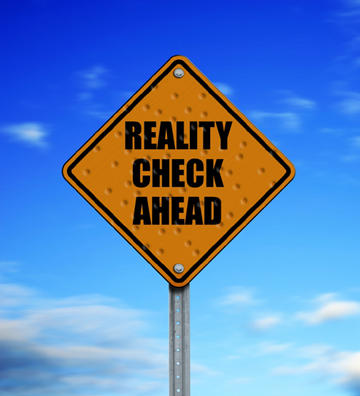 What is reality testing?
