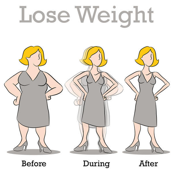 Difference between burning fat and losing weight