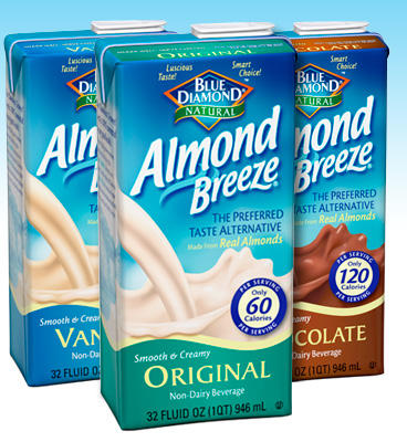 Between almond milk and 2% milk, which one is good for weight loose? Thoughts?