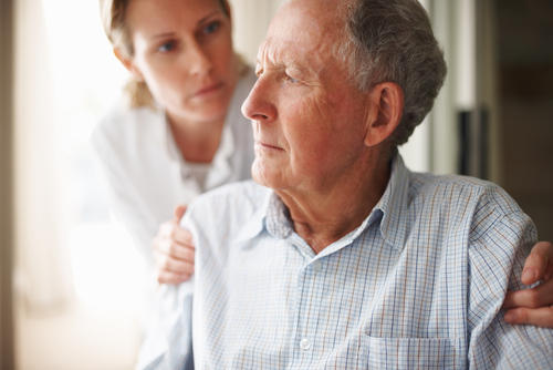 Is providing a temporary drip for dehydration for a 90 year old man with dementia considered to be an extraordinary measure ?