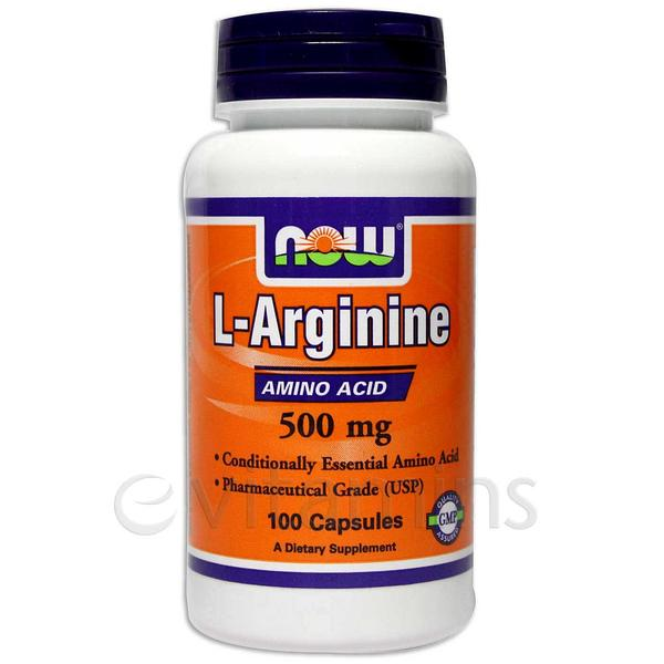 Taking cialis and l-arginine together