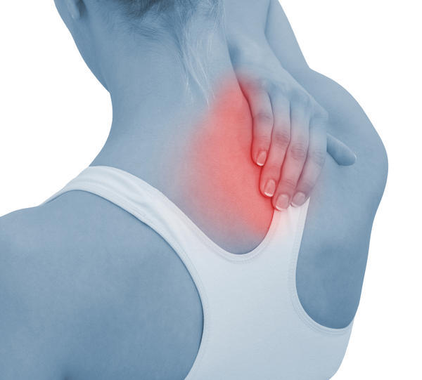 How do you treat back pain from ankylosing spondylitis?