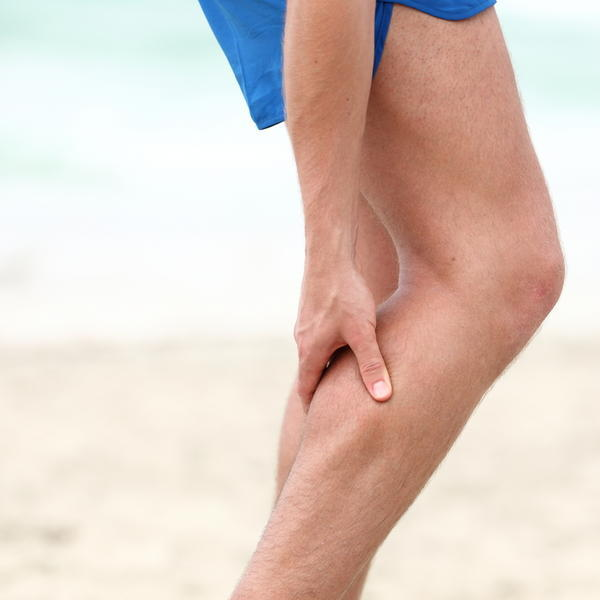 How to alleviate bad calf muscle pain?
