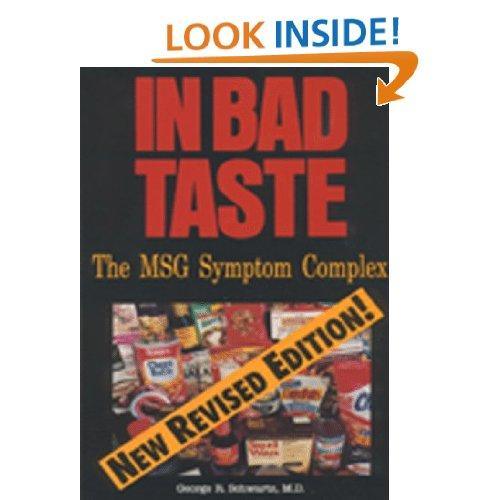 Is msg (e621) bad for your health?