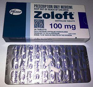 What serious injuries does Zoloft cause?