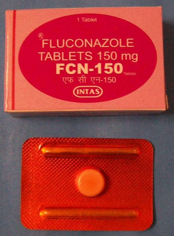 Fluconazole allergic reaction?