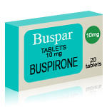 Are busiprone, anxiety meds, effective?