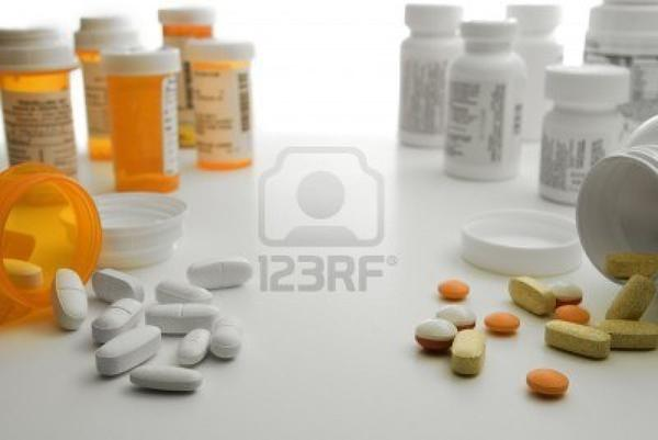 What determines over-the-counter drugs versus prescription ones?