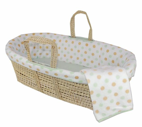 If u have no place for a baby's bed, what the best decision, moses basket or a baby stroller? Which one is safest?