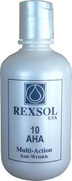 Is rexsol aha 10 antiaging cream safe and effective?It was prescribed by my dr but am afraid to use it :( please help