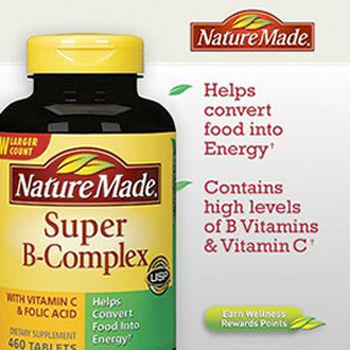Is it safe to take a one a day womens multivitamin along with a nature made stress b complex vitamin ? I was told i could because the bs you would pee