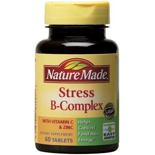 Can I take a one a days womens multivitamin along with a nature made stress complex b? Even though my multivitamin has some of the bs in it.
