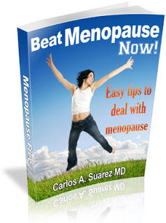 What are some tips for peri-menopausal & menopausal women to better cope?