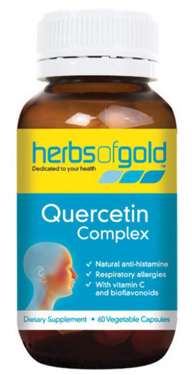 Can quercetin be taken during breast-feeding?