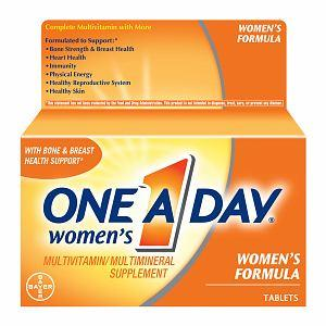 Ok this is for the doctor who said i didn't say which multivitamin. I said one a day womens multivitamin. That's what it's called. It's orange?