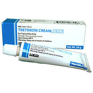 I've been using a retinol cream for acne for about a month and its made acne worse. Is retinol bad for acne but retinoic acid good for acne?