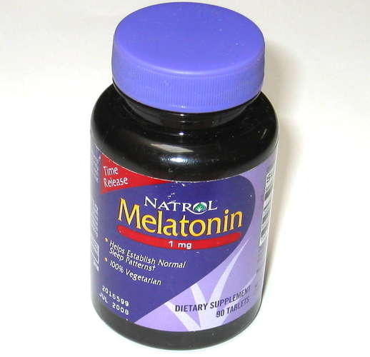 Is melatonin good for sleep maitenence insomnia?