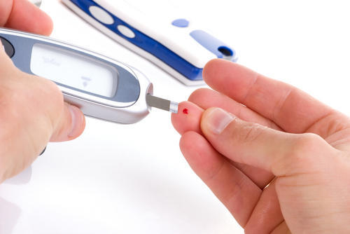 What should the reading be for people that have low blood sugar?