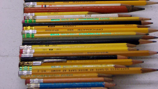 Is pencil lead poisonous if consumed?