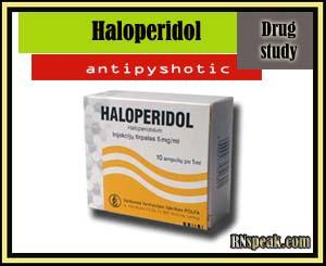 What are the normal side effects of haldol (haloperidol)?