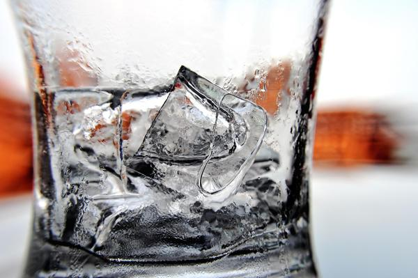 I crave ice all the time and eat it all the time.  I have heard this is from low iron....True or false?