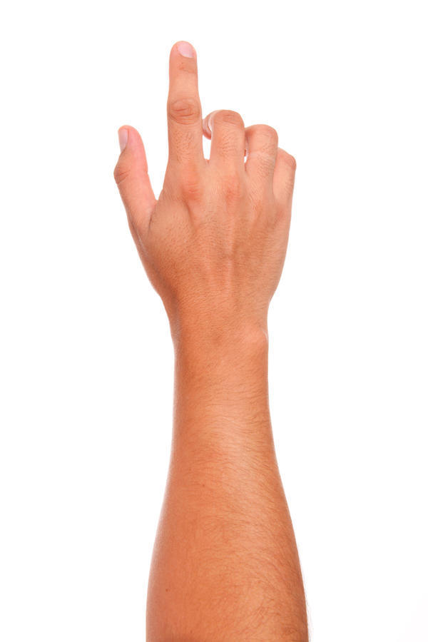 What are ways to treat trigger finger symptoms?