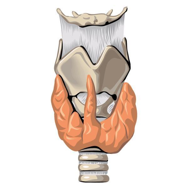 Is it dangerous to have cmplex thyroid cyst with nodule and slight goiter?