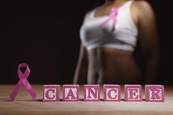 If I have breast cancer, what could the signs be?