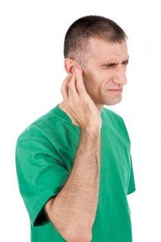 When I chew my right ear hurts (bad pain). It can also happen to my left ear sometimes. The pain only lasts for a day and comes again. Is this serious?